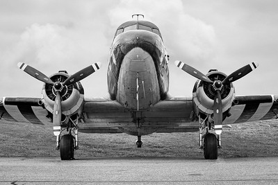 Douglass C-47 Skytrain - Gooney Bird
