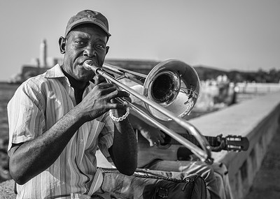The Tromboner ... Havana