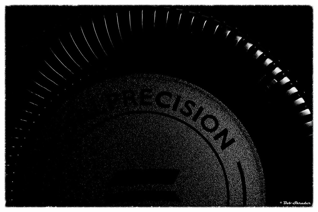 Shadow over Precision
