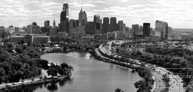 Center City Aerial Pano