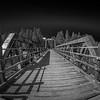 Kettle River Bridge Fisheye