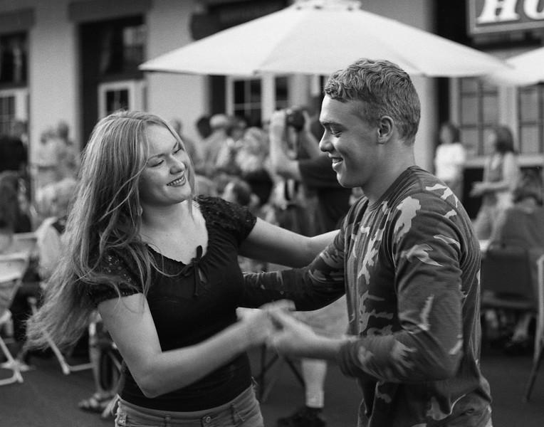 Dancing in the Street