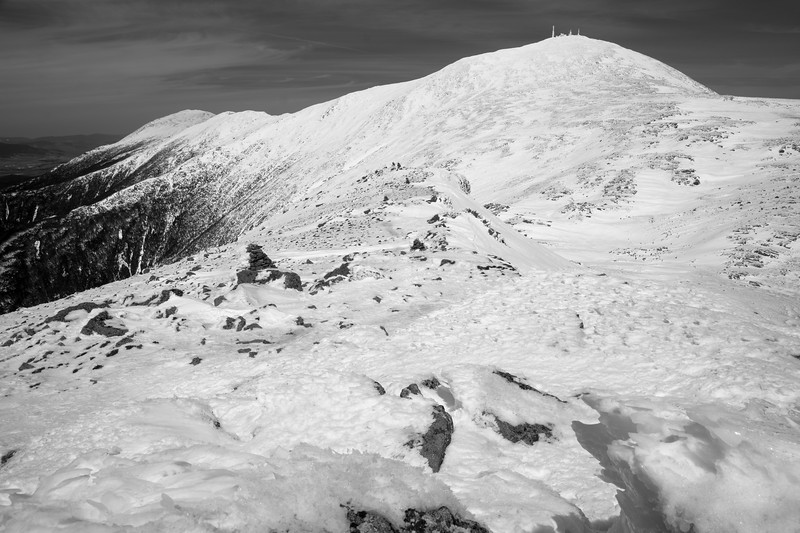 Mt. Washington, April 24th