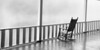 Aug 16 - Rocking Chair<br /> <br /> I took this image on a foggy morning at club house on a private lake.
