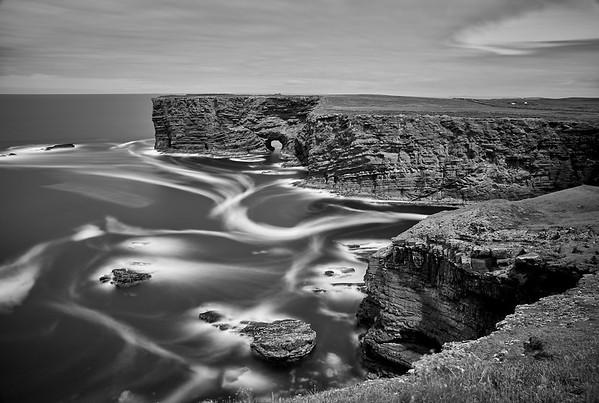 Cliffs of Kilkee, County Clare, Ireland