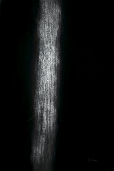 Study in Light -Waterfall