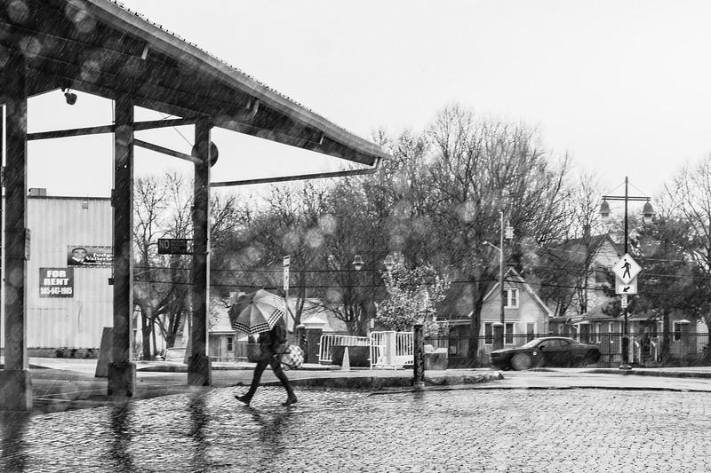 Dodging Raindrops
