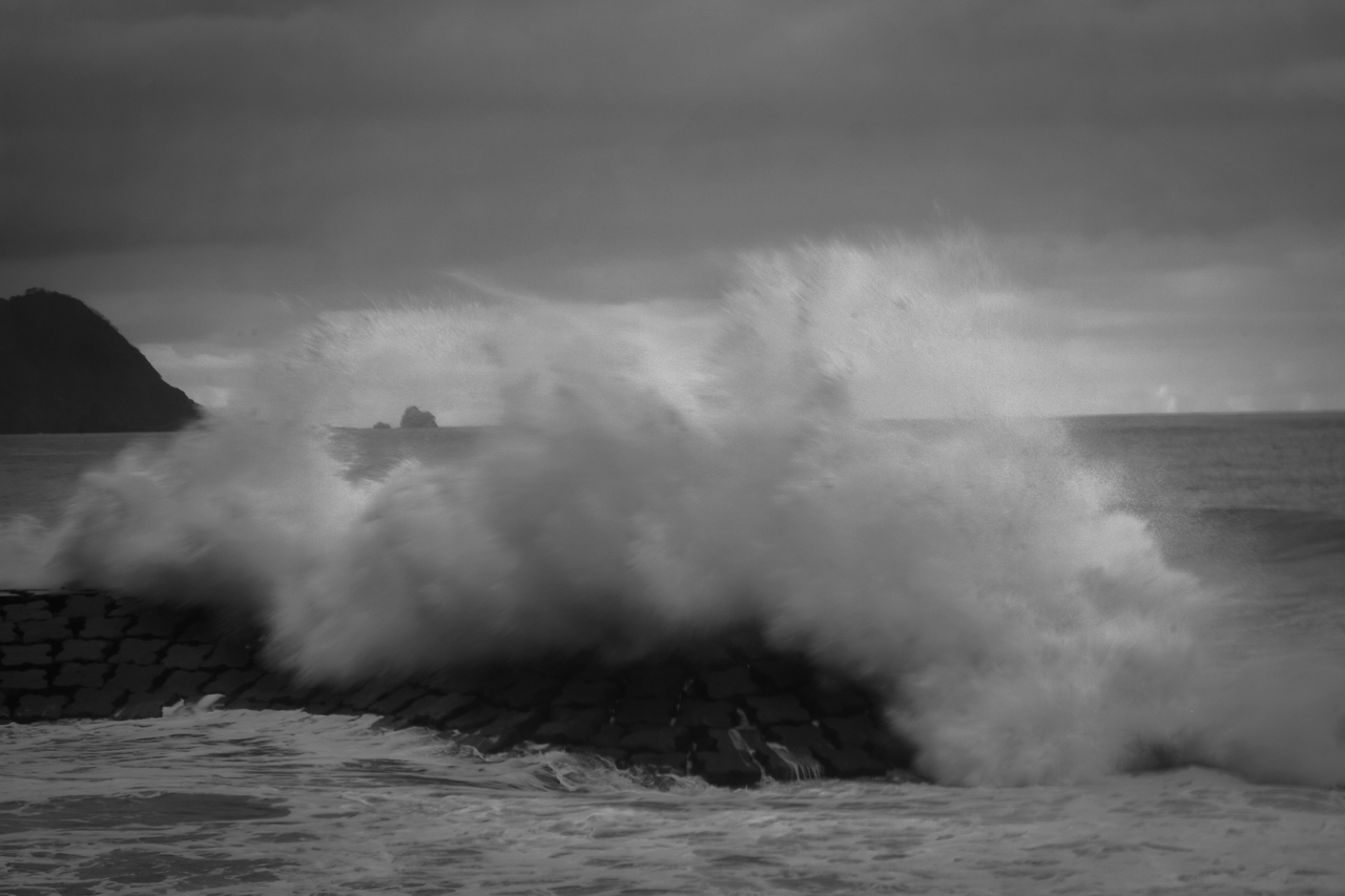 BW Surf on the Island of Madeira, Portugal