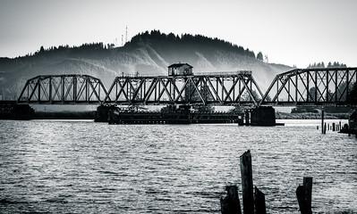 Cushman RR Bridge