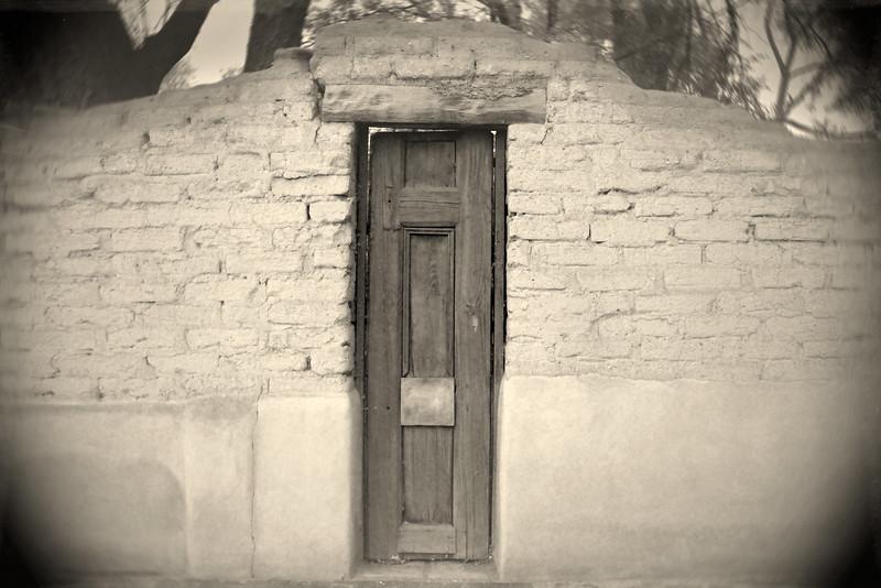 Santa Fe Spirit Door
