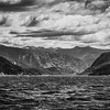 Arrow Lakes in Black and White