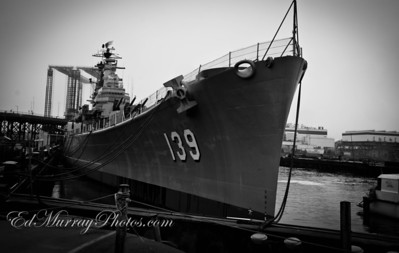 USS Salem: Happy Humpday! You are looking at the heavy cruiser - USS Salem, docked in Quincy, MA. Sorry I haven't been around the last couple of days - Looks like I have a lot of catching up to do!