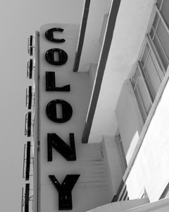 Photo By Vlad Architectural Photographer Miami. Miami Beach. Colony Hotel