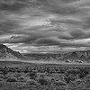Storm Clouds over Death Valley, California