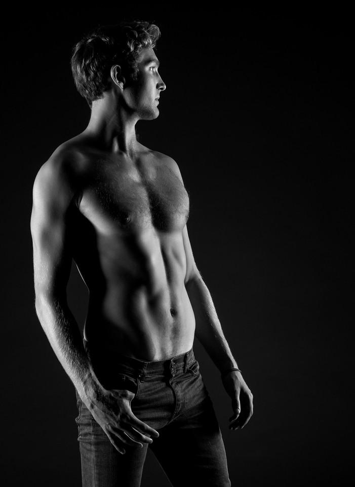Model: Shaw McKean