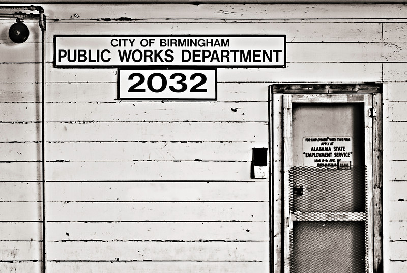 Public Works Department, Birmingham, Alabama