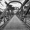 Vermillion Bridge B+W
