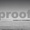 Bonneville Salt Flats Mirage, No 2110