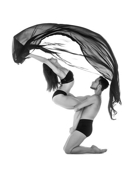 Dancers: Anne Souder and Alessio Crognale