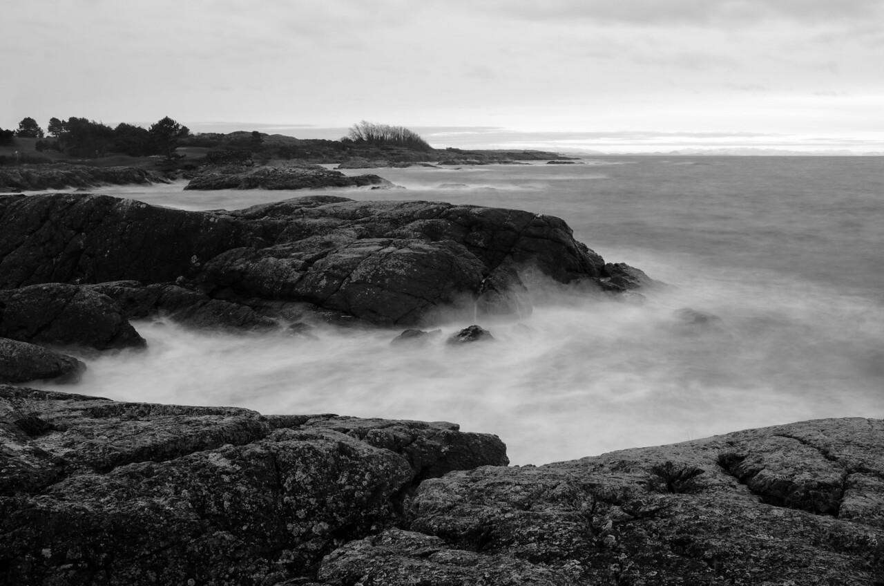 Ghostly Waves