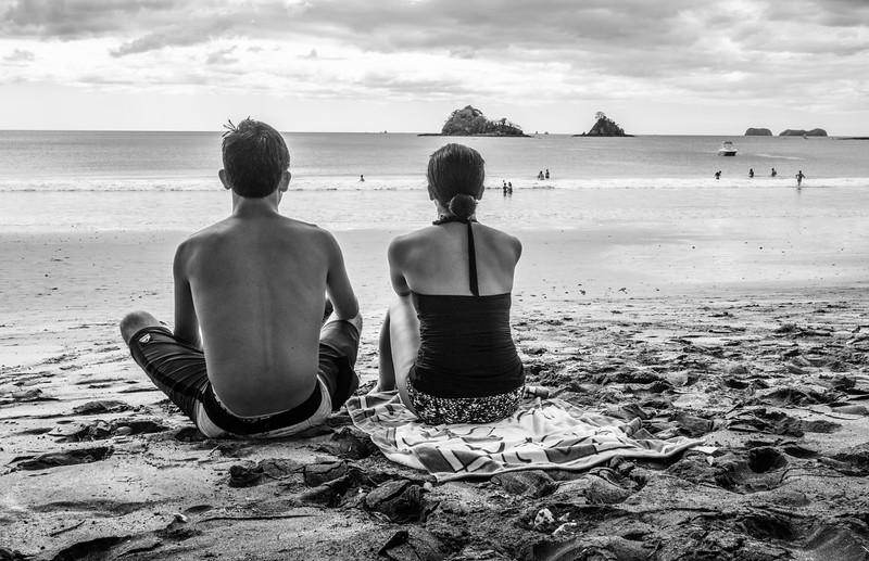 Playa Bahia de las Piratas - Costa Rica