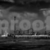 Pleasure Pier, Galveston, TX No 8291