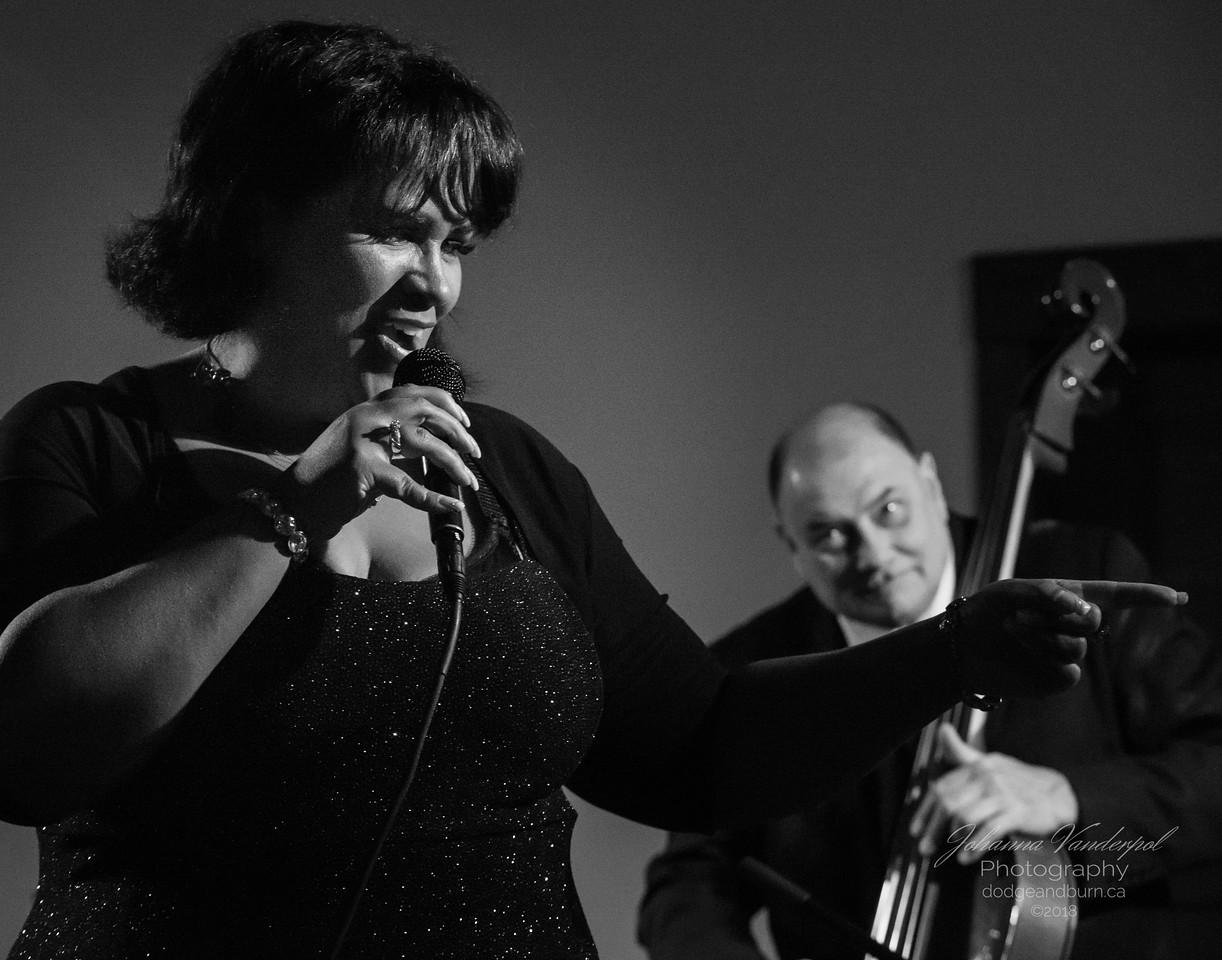 Maureen Washington Quartet