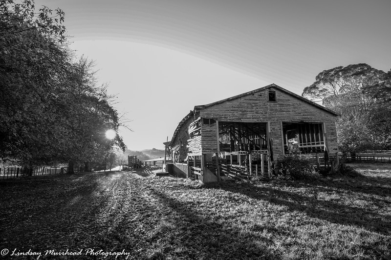 The Old Woolshed