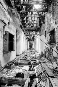 deadly corridor