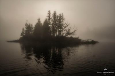 Horseshoe Lake, Parry Sound, Ontario, Canada