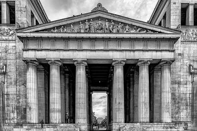 Propylaea Gate Munich