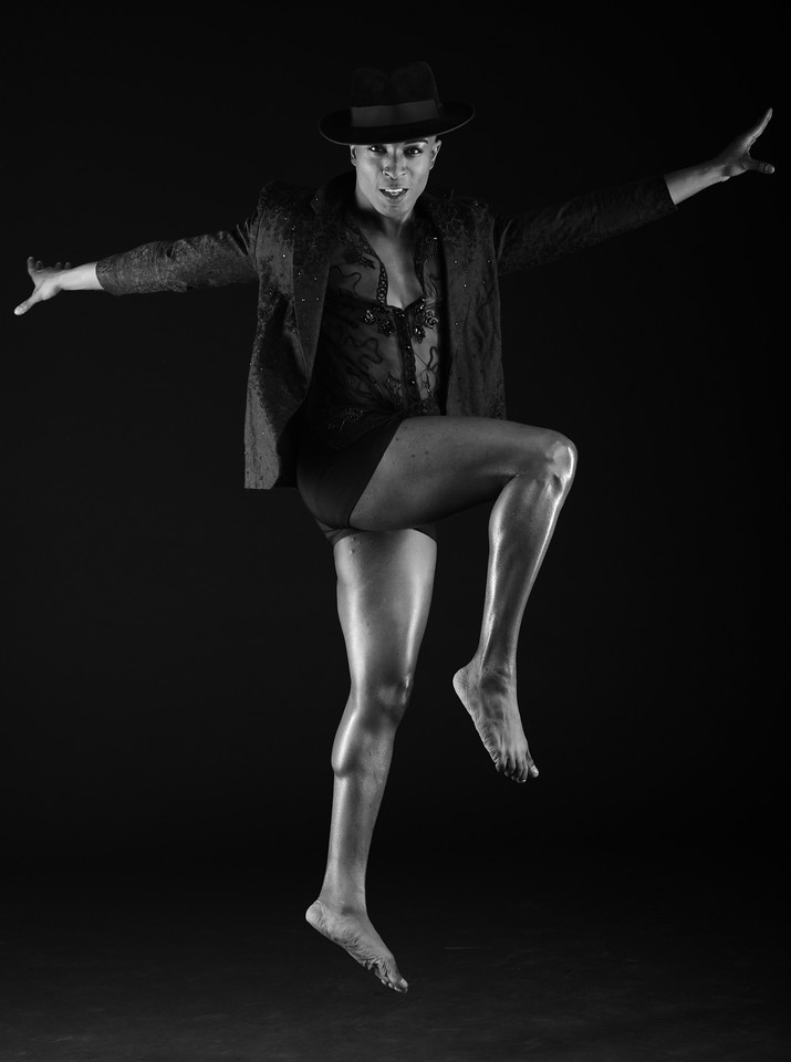 Dancer/Model:  Lesly Junior