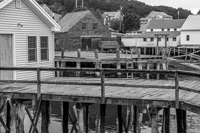 New Harbor Silence