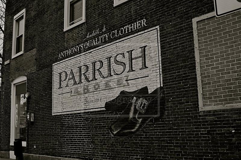 Parish Shoes
