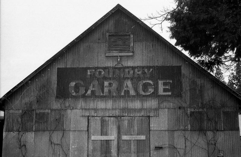 Foundry Garage
