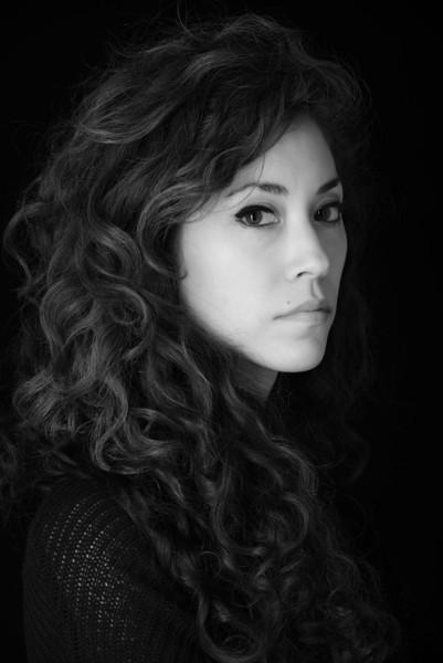 Model: Monica Damron