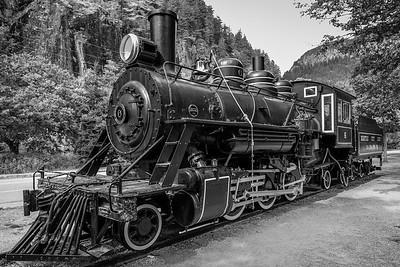 Newhalem Train