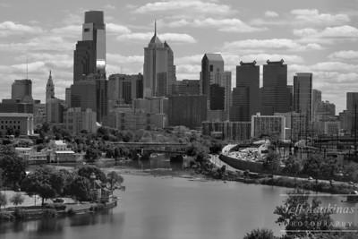 Center City Aerial View