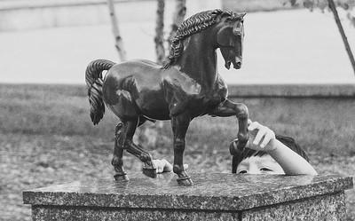 DaVinci Horse