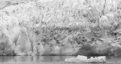Glacier impressions