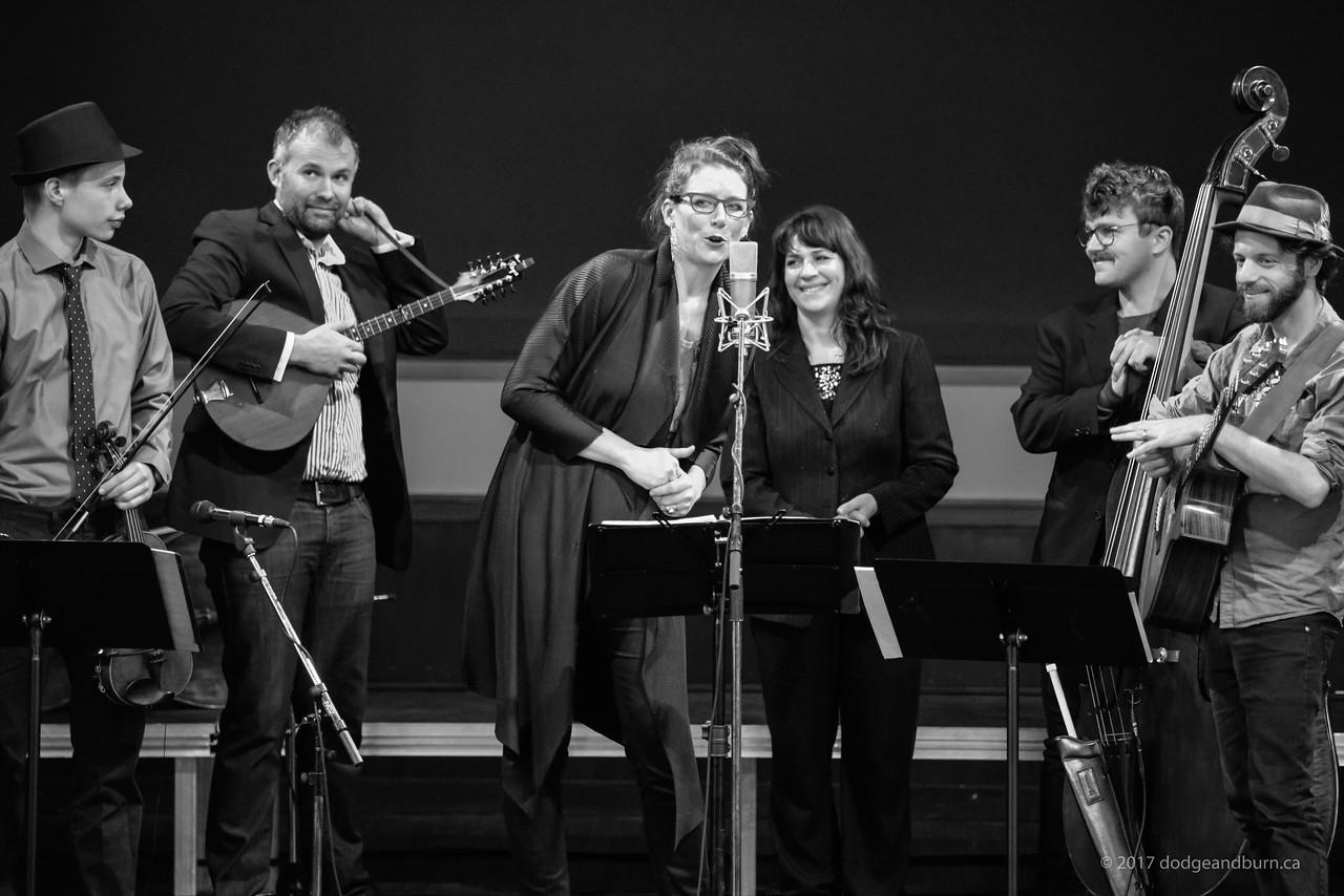 Cari Burdett Winter Solstice 2017 Concert