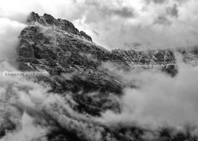 Glacier Fog