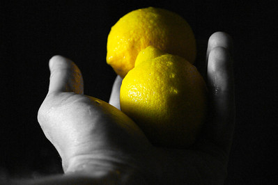 When life hands you lemons....