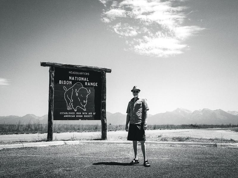 National Bison Range | Western Montana | July 2013