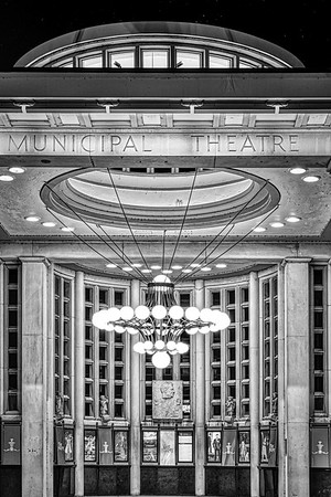 Municipal Theatre Rotunda