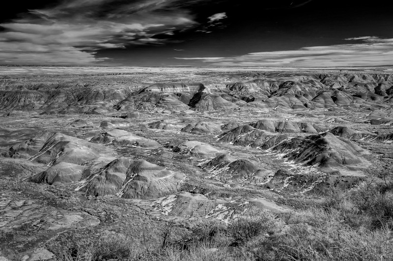 The Painted Desert in January, Arizona