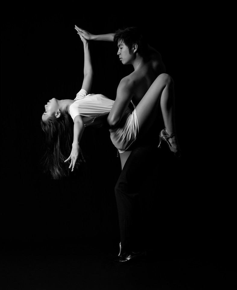 Dancers: Terence and Shermine Kwok