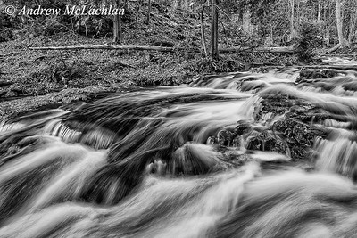 Sixteen Mile Creek, Hilton Falls Conservation Area, Ontario