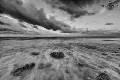 Daybreak on Cayman Brac, BWI