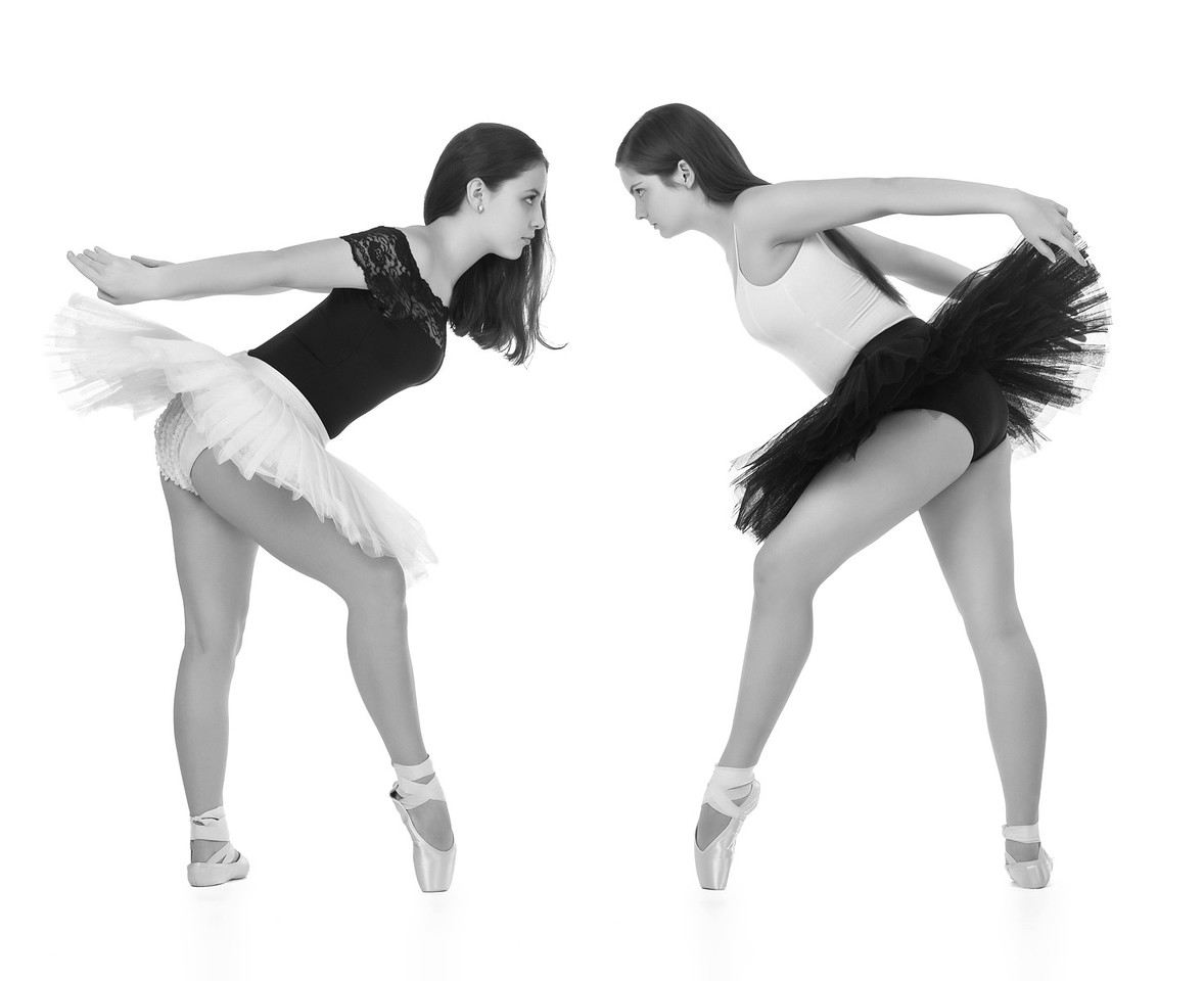 Dancers:  Colleen Werner and Natalie Jessie Wenzell